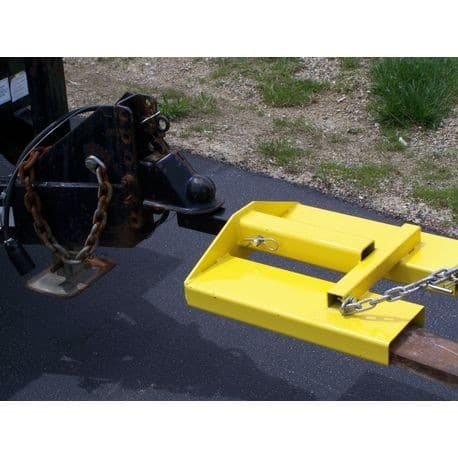 fork truck hitch adapter