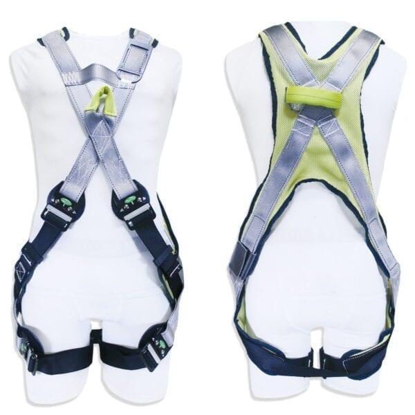 Buckingham X Style Full Body Harness