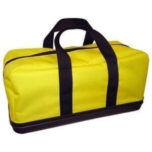 Yellow Vinyl Gear Bag