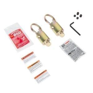 locking dog repair kit