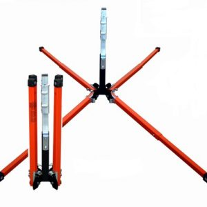 dynalite sign stand