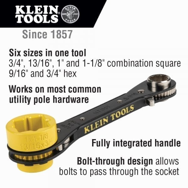 lineman's wrench