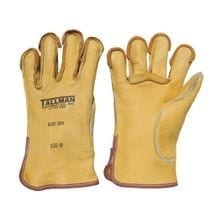 buckskin glove