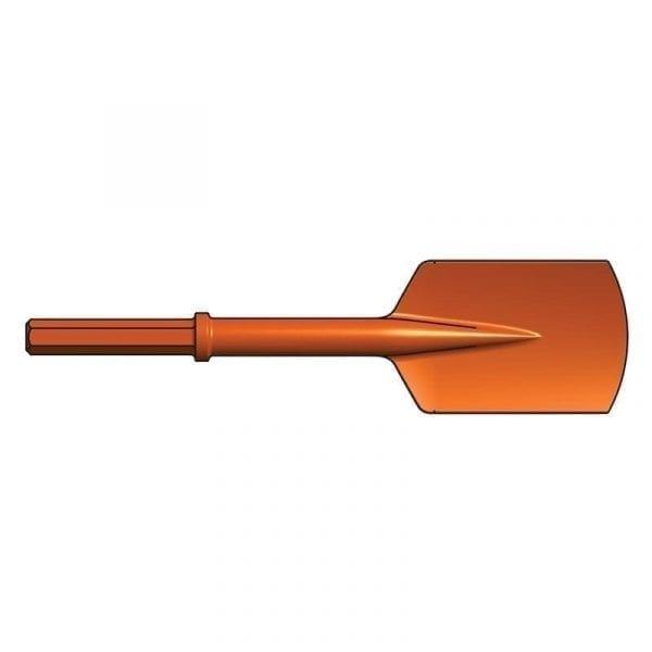 clay spade