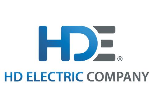HD Electric logo