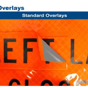 left overlay