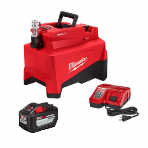 Milwaukee Hydraulic Pump Kit