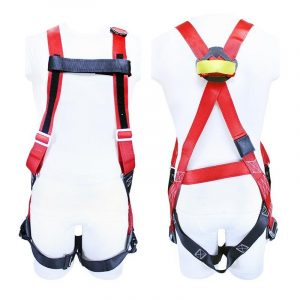 H Style Full Body Harness